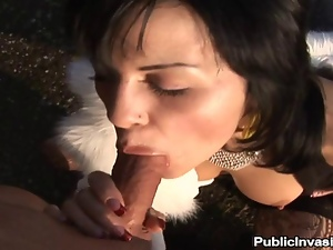 Blowjob, Fucking, Hardcore, Public, Reality, Sucking, Uncensored