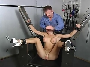 Blondes, Bondage, Cheating, Maledom, Strapon, Torture