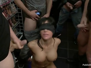 Bdsm, Busty, Domination, Humiliation, Kinky, Prison, Punish, Slave