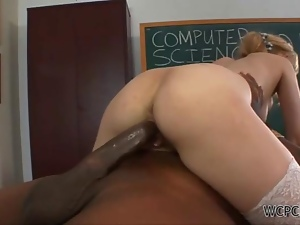 Big cock, Butt, Cute, Ffm, Fucking, Group sex, Interracial, Monster cock, Stockings, Threesome