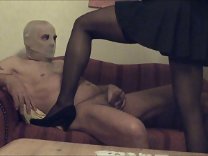 Bear, Blowjob, Crossdressing, Gay, Master, Nylon, Transvestite