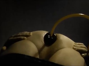 Anal, Buttplug, Gaping hole, Gay