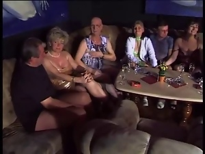 Amateur, Club, German, Group sex, Swingers
