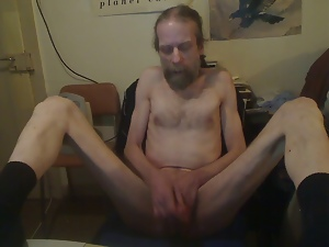 Gay, Masturbating, Small cock, Voyeur, Webcam