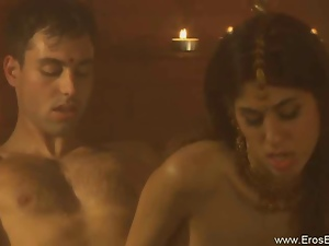 Exotic, Indian, Interracial, Massage