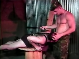 Army, Bear, Gay, Hairy, Leather, Military, Spanking