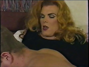 Blowjob, Shemale fucks guy, Shemales, Tranny, Vintage