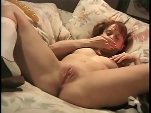 Birthday, Fingering, Fucking, Masturbating, Pigtail, Sex toys, Slut, Teens