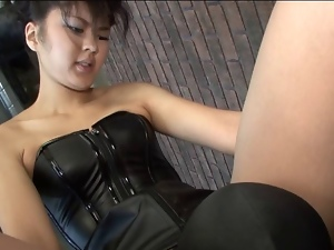 Face, Face sitting, Femdom, Japanese, Tall