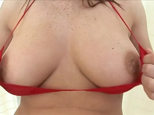 Big tits, Blondes, Blowjob, Cumshots, Freckled, Pornstars