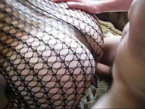 Anal, Bisexual, Fishnet, Lingerie, Russian, Slut