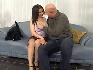 Big tits, Czech, Fucking, Hairy, Old, Teens, Young
