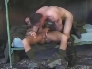 Army, Fucking, Gay, Hunk, Military, Muscled, Socks