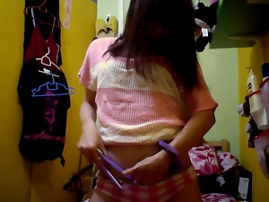 Chinese, First time, Teens, Webcam