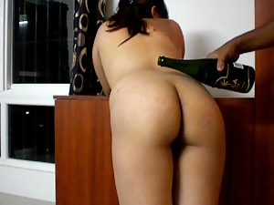 Ass, Babes, Champagne, Latina, Pov