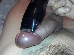 Cum, Electrified, Gay