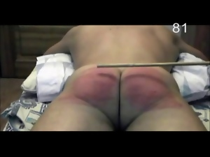 Bdsm, Caning, Gay, Nude, Spanking