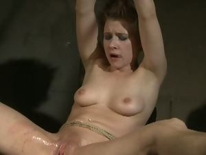 Big cock, Bondage, Brunettes, Cum covered, Cumshots, Dungeon, Fetish, Goth, Hardcore, Humiliation, Missionary, Punk, Slave, Torture