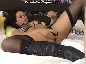 Amateur, Anal, Anal beads, Ass fucking, Babes, Beautiful, Big butt, Brunettes, Glamour, Homemade, Sex toys, Vibrator