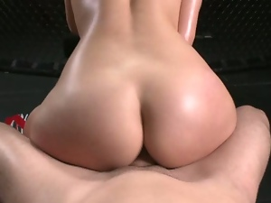 Babes, Beautiful, Big butt, Big cock, Brunettes, Cowgirl, Gym, Hardcore, Missionary, Pussy, Trimmed pussy, Workout