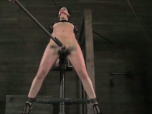 Bdsm, Bondage, Brunettes, Dungeon, Fetish, Hd, High heels, Humiliation, Slave, Torture