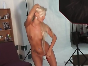 Blondes, Blowjob, Casting, Czech, European, Pov, Reality