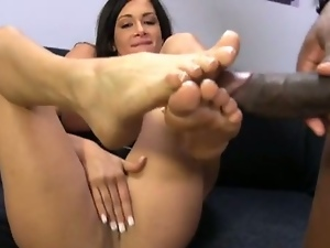Babes, Bbc, Beautiful, Big cock, Big tits, Brunettes, Chick, Cute, Foot fetish, Footjob, Pornstars, Silicone tits