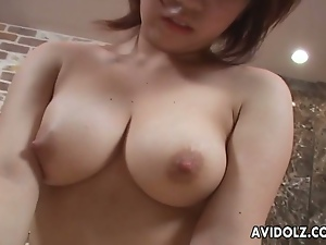 Asian, Blowjob, Brunettes, Creampie, Cum covered, Cumshots, Hairy, Japanese, Natural pussy, Oriental, Schoolgirl uniform