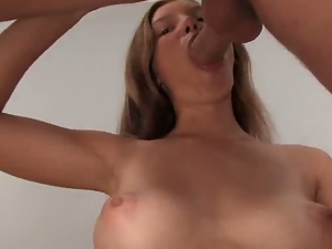 10 inch cock, 18 year old, Big cock, Blowjob, Deepthroat, Face fucked, Gagging, Teens, Young