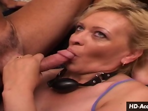 Amateur, Anal, Ass licking, Ball licking, Blondes, Blowjob, European, Face fucked, Granny, Hd, Mature, Mature amateur, Rimjob, Stockings