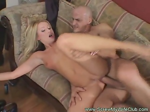 Adultery, Blondes, Cheating, Cowgirl, Hardcore, Milf, Mom, Pussy, Swingers, Trimmed pussy