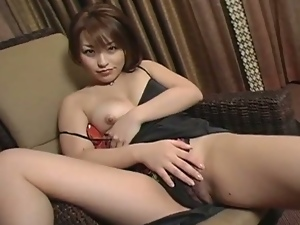 18 year old, Asian, Brunettes, Japanese, Masturbating, Natural pussy, Posing, Solo, Tease, Teens