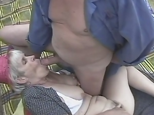 Aged, Anal, Ass fucking, Ass to mouth, Big natural tits, Big tits, Blondes, Busty, Gaping hole, Granny, Hardcore, Mature, Mature amateur