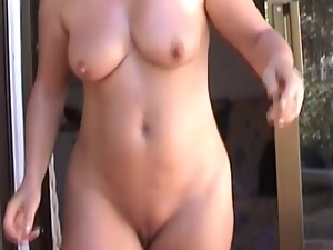 Flashing, Mature, Milf, Nude, Vacation, Voyeur