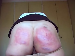 Amateur, Caning, Pantyhose, Spanking, Teens