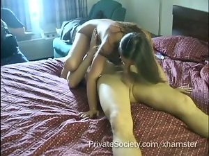 Amateur, Cuckold, Husband, Masturbating, Mature, Penetrating, Swingers
