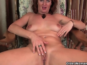 Amateur, Granny, Mature, Milf, Redheads, Strip, Toes