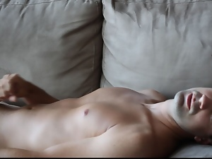 Amateur, Belly, Cumshots, Gay, Hairless, Masturbating, Voyeur