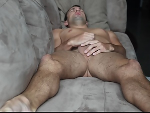 Amateur, Belly, Cumshots, Gay, Masturbating, Voyeur
