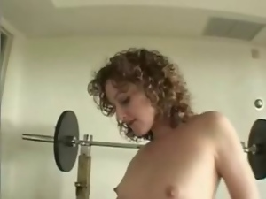 Close up, Cumshots, Gym, Hardcore, Nipples, Teens, Workout