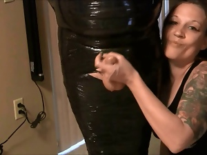 Bdsm, Foot fetish, Handjob, Orgasm, Tied up