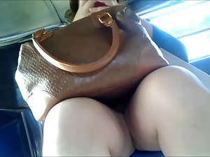 Asian, Bbw, Hidden cam, Plumper, Upskirt, Voyeur