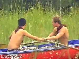 Beach, Blowjob, Boat, Fucking, Gay, Outdoor, Twink