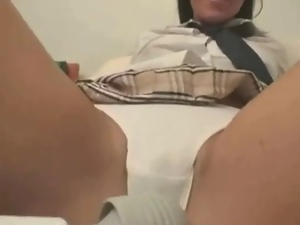 Facials, Interracial, Japanese, Latina, Schoolgirl uniform, Skinny, Teens, Tongue
