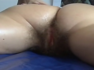 Brunettes, Bush, Hairy, Masturbating, Milf
