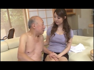 Asian, Big tits, Creampie, Japanese, Mom girl