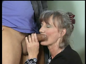 German, Handjob, Mature