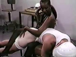 Bdsm, Black, Housewife, Spanking