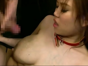 Asian, Bdsm, Japanese, Lactating, Leashed, Nipples