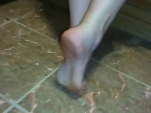 British, Feet, Foot fetish